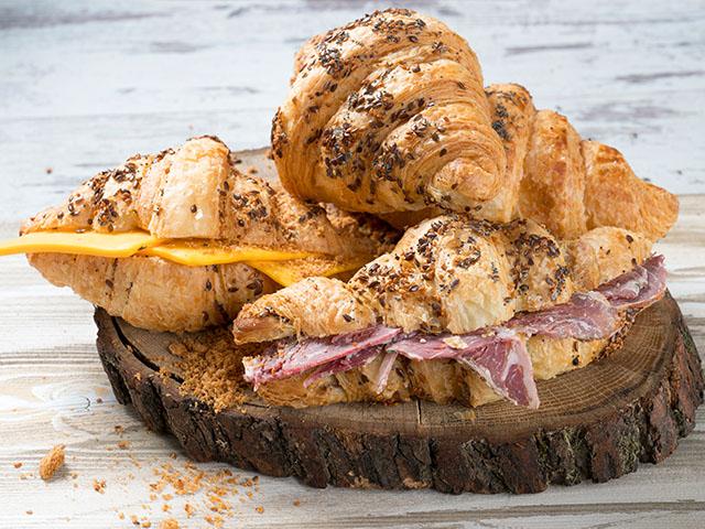 Kruvasan Sandviç