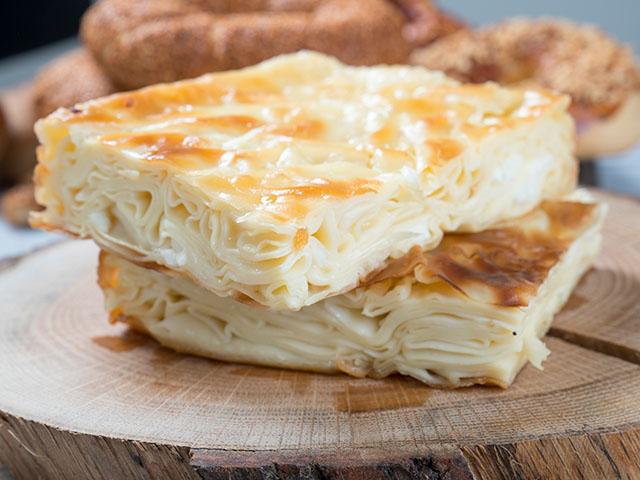 Peynirli Su Böreği