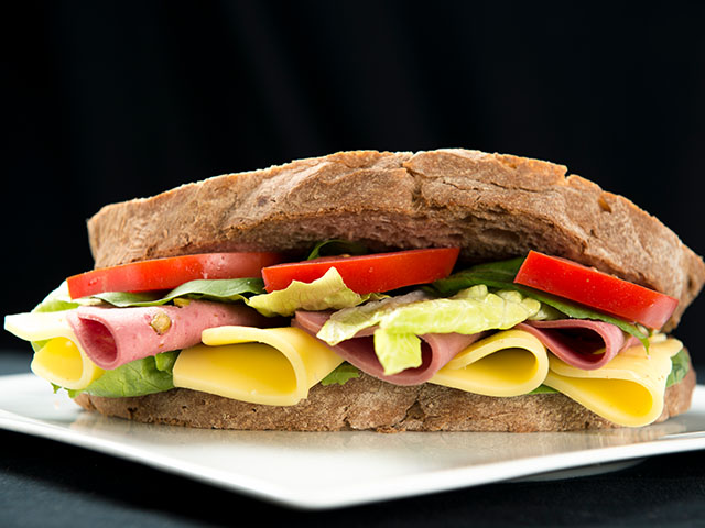 Tahıllı Karışık sandviç