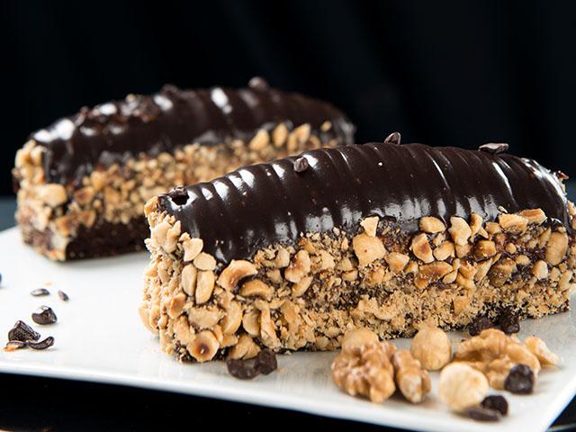 Bitter Çikolatalı Malaga