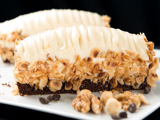 Beyaz Çikolatalı Malaga