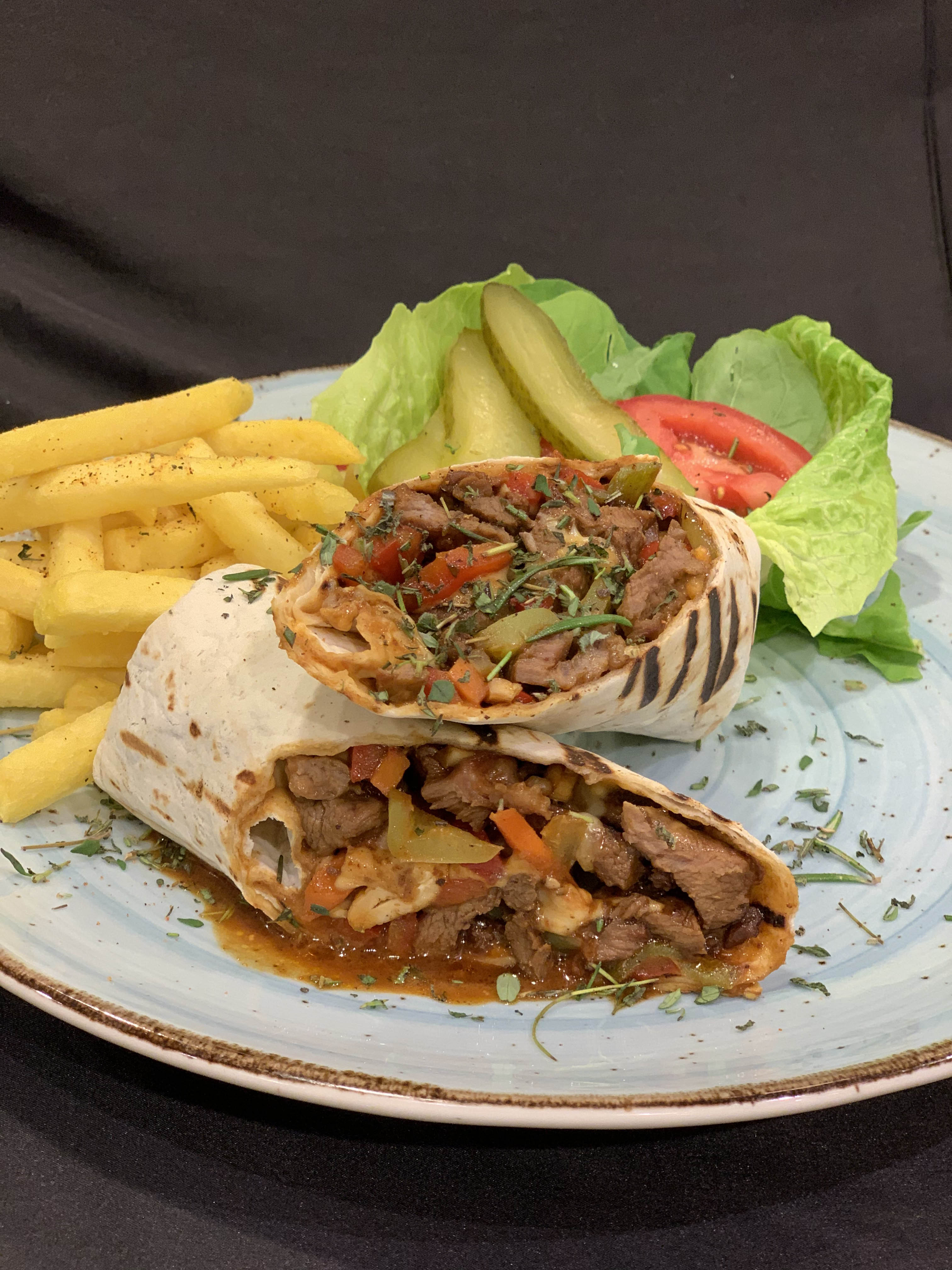 WRAP STEAK